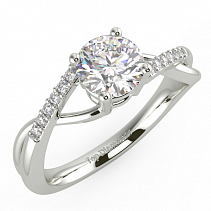 Diamond ring TD48