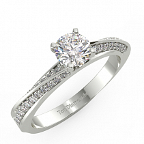Diamond ring TD39