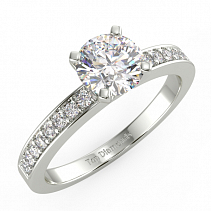 Diamond ring TD47