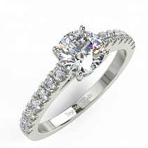 Diamond ring TD63