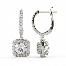 Diamond Earrings TDE03