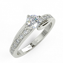 Diamond ring TD54