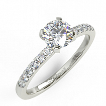 Diamond ring TD62