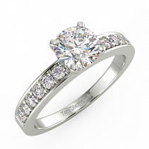 Diamond ring TD46