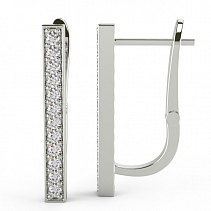 Diamond Earrings TDE12