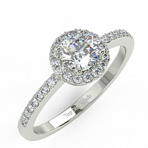 Diamond ring TD55