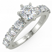 Diamond ring TD59
