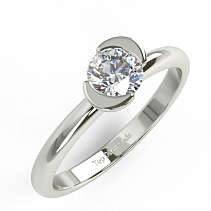 Diamond ring TD58