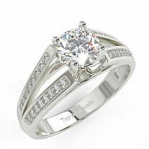 Diamond ring TD15